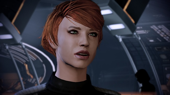 Kelly Chambers Mass Effect