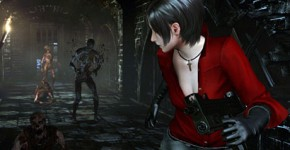 Resident Evil 6 … a number of nice new touches.