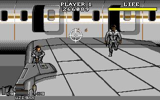 Die Hard 2 videogame