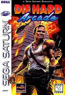 Die Hard Arcade Sega