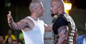 Fast Five Vin and Rock