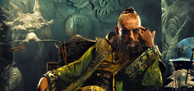 Marvel gets ballsy with their big-screen take on the Mandarin
