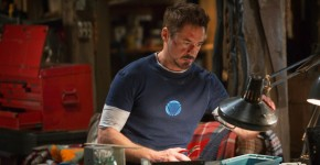 Iron Man 3 Tony