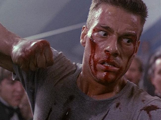 Van Damme Lionheart
