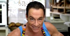 Van Damme GoDaddy