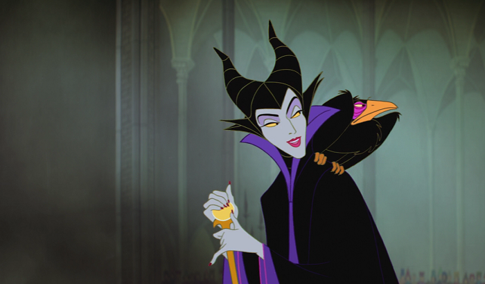 The Movie Villain Hall Of Fame Maleficent Cult Spark