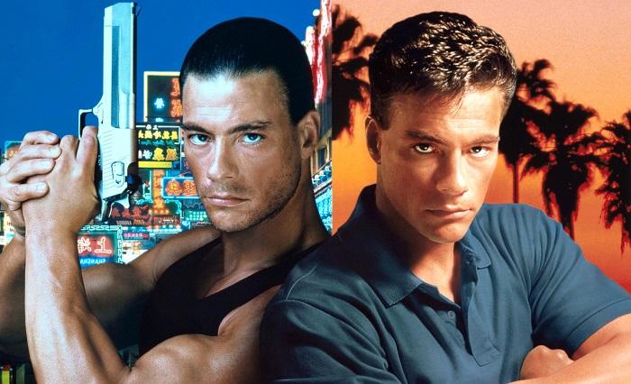 Double Impact Van Damme