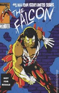 Marvel Falcon #1