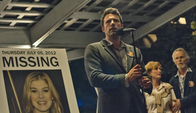 Gone Girl Affleck