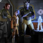 An interview with Dave Filoni (exec producer, Star Wars Rebels)