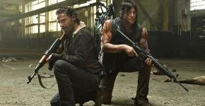 The Walking Dead season five