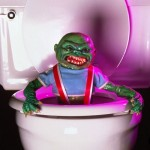 Baldwin's Bloody Beat: Beware the Ghoulides of March – Ghoulies (1985)