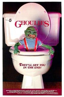 Goulies poster