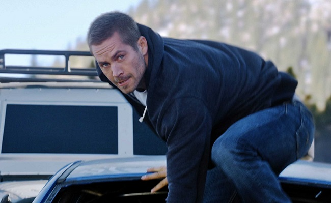 Furious 7 Paul Walker