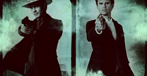 Justified Raylan and Boyd