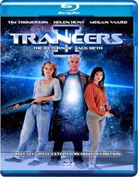 Trancers II Blu-ray