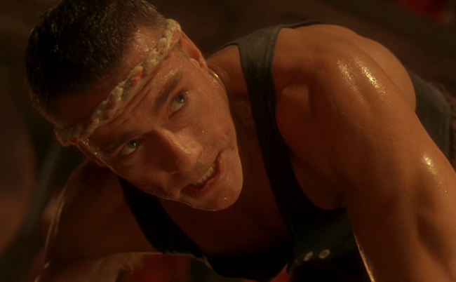 The Quest Van Damme