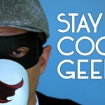 Bob on Stay Cool, Geek: The Matrix, The Batman and Venom