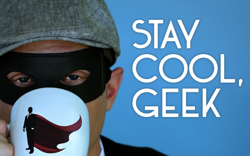Stay Cool Geek logo