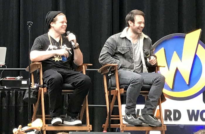 cox-and-henson-at-wizard-world